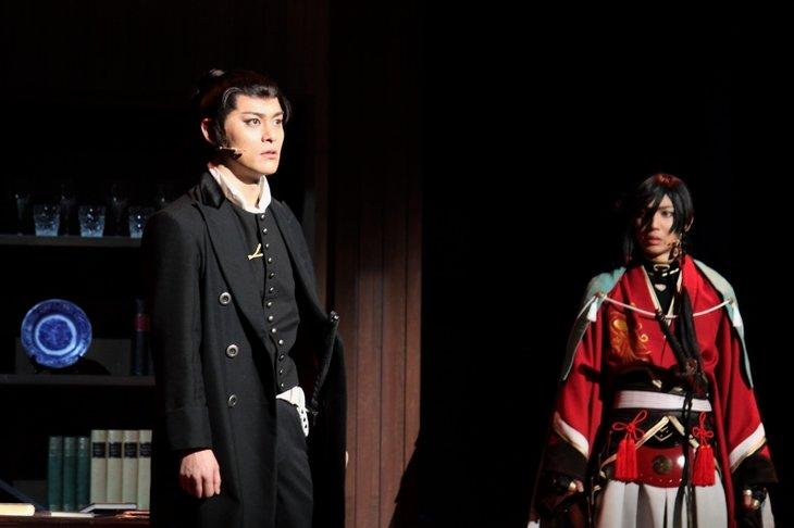 ミュージカル『刀剣乱舞』〜結びの響、始まりの音〜舞台写真_13