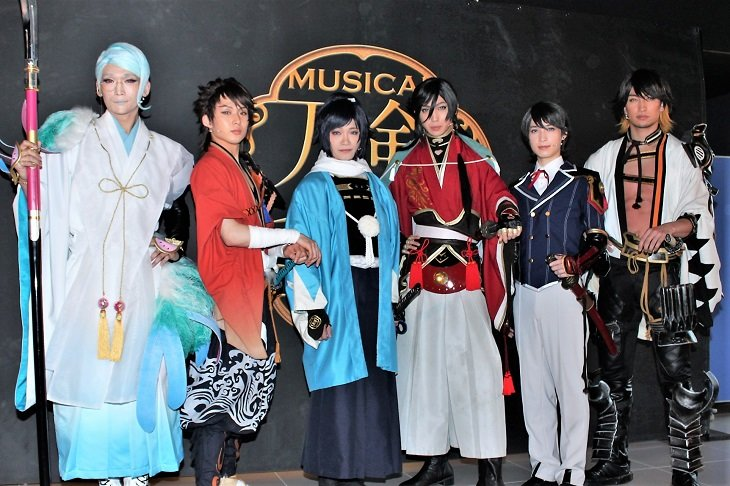 ミュージカル『刀剣乱舞』〜結びの響、始まりの音〜舞台写真_15
