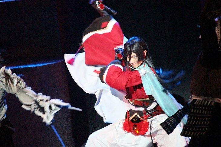 ミュージカル『刀剣乱舞』〜結びの響、始まりの音〜舞台写真_3