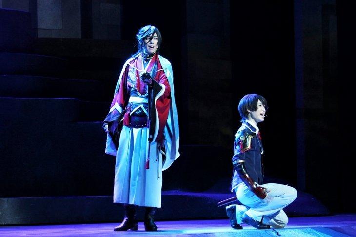 ミュージカル『刀剣乱舞』〜結びの響、始まりの音〜舞台写真_4