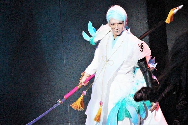 ミュージカル『刀剣乱舞』〜結びの響、始まりの音〜舞台写真_6