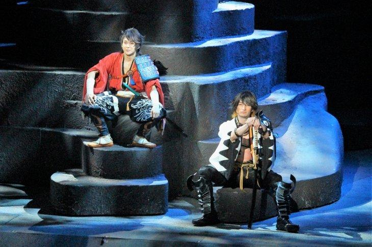 ミュージカル『刀剣乱舞』〜結びの響、始まりの音〜舞台写真_7