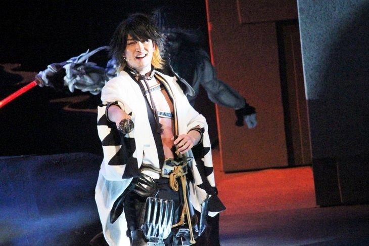 ミュージカル『刀剣乱舞』〜結びの響、始まりの音〜舞台写真_8