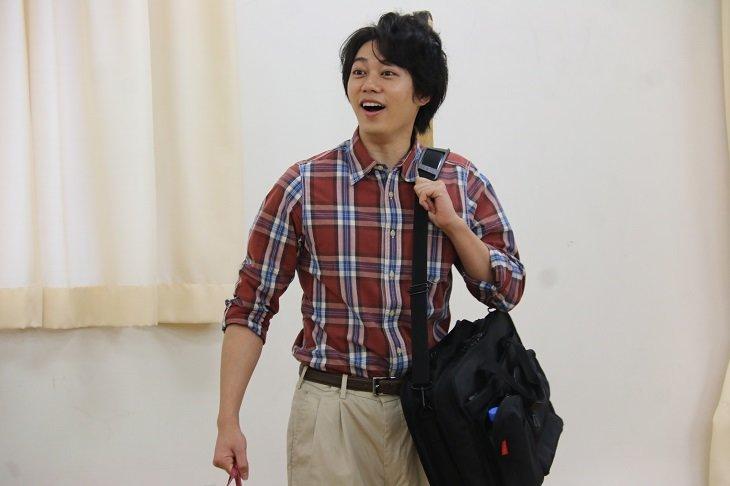 『トリスケリオンの靴音』公開稽古07
