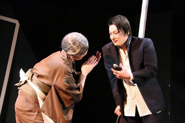舞台『白痴』09