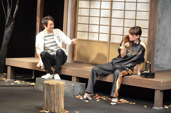 『トリスケリオンの靴音』舞台写真04