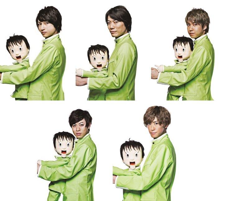 ミュージカル『青春-AOHARU-鉄道』3各地公演ゲスト路線名発表&山手線キャストのビジュアルを公開