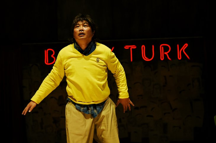 KAAT神奈川芸術劇場×世田谷パブリックシアター『バリーターク』撮影:細野晋司_3