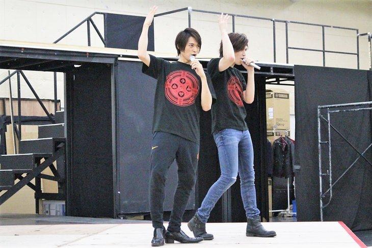 「劇団シャイニング from うたの☆プリンスさまっ♪『JOKER TRAP』」稽古場レポート_12