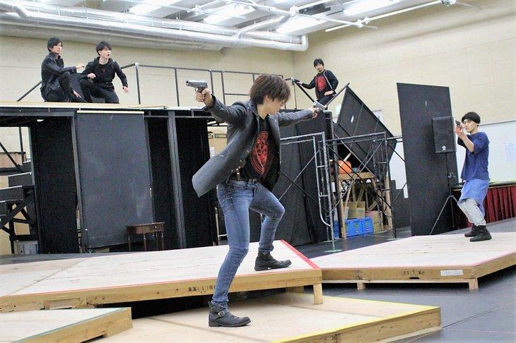 「劇団シャイニング from うたの☆プリンスさまっ♪『JOKER TRAP』」稽古場レポート_4
