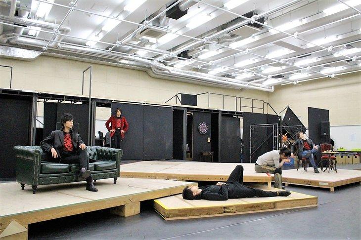 「劇団シャイニング from うたの☆プリンスさまっ♪『JOKER TRAP』」稽古場レポート_5