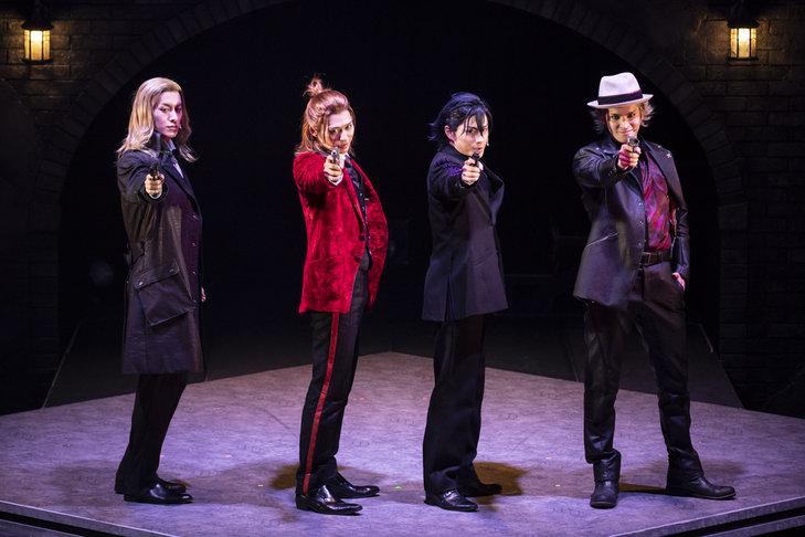 舞台「劇団シャイニング from うたの☆プリンスさまっ♪『JOKER TRAP』」開幕!