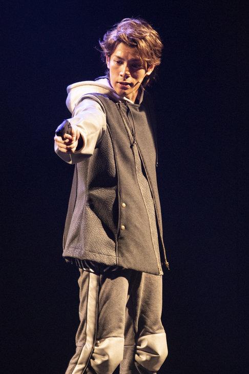 舞台「劇団シャイニング from うたの☆プリンスさまっ♪『JOKER TRAP』」舞台写真_11