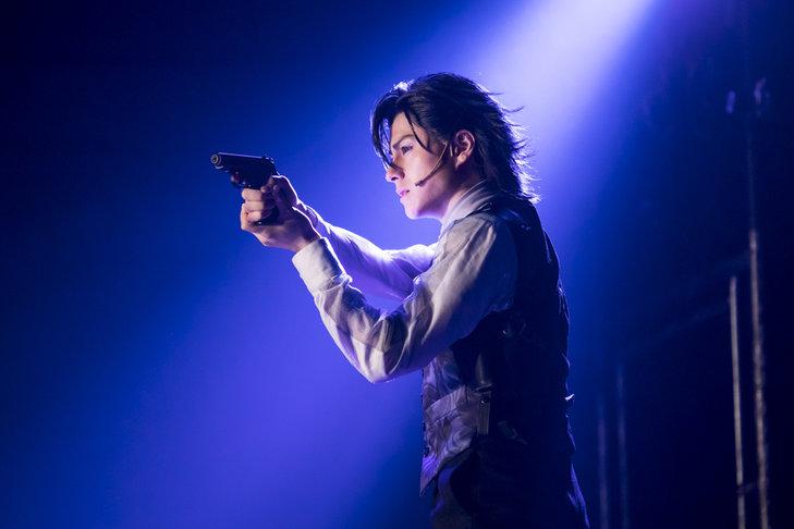 舞台「劇団シャイニング from うたの☆プリンスさまっ♪『JOKER TRAP』」舞台写真_4