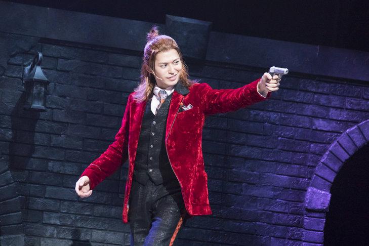 舞台「劇団シャイニング from うたの☆プリンスさまっ♪『JOKER TRAP』」舞台写真_5