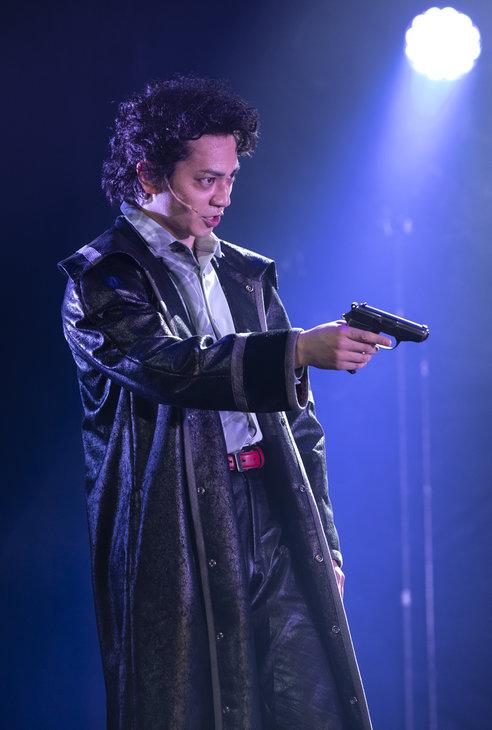 舞台「劇団シャイニング from うたの☆プリンスさまっ♪『JOKER TRAP』」舞台写真_8