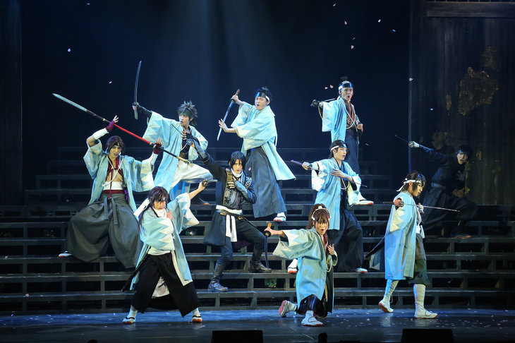 ミュージカル『薄桜鬼 志譚』土方歳三 篇、明治座特別公演の開幕迫る!和田雅成「新しい風を」