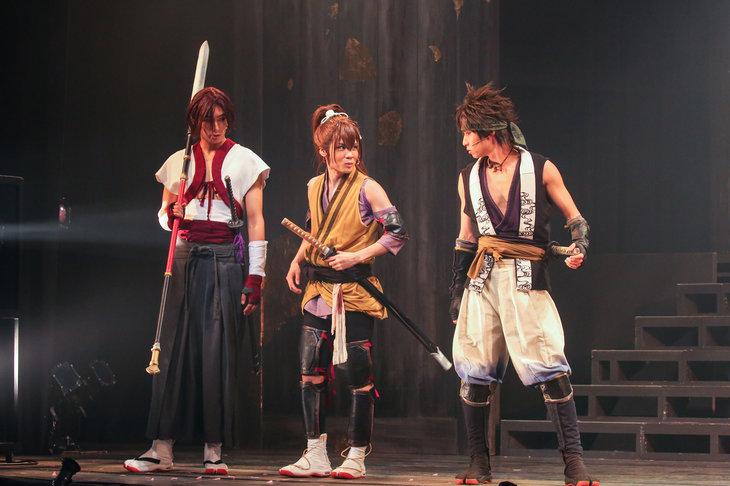 ミュージカル『薄桜鬼 志譚』土方歳三 篇 兵庫公演舞台写真_5