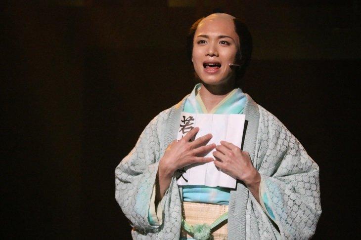 植田圭輔「これまでの想いを継いで」ミュージカル「しゃばけ」参ゲネプロレポート