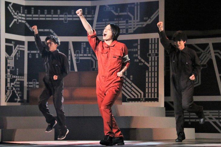 ミュージカル『青春-AOHARU-鉄道』3~延伸するは我にあり~舞台写真_2