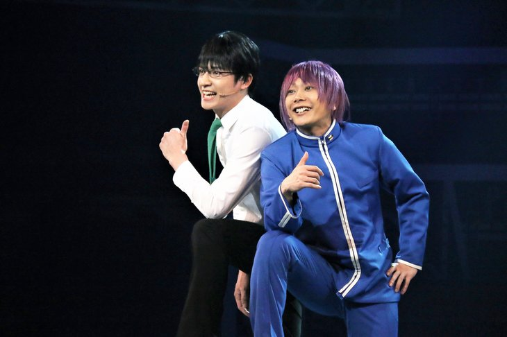 ミュージカル『青春-AOHARU-鉄道』3~延伸するは我にあり~舞台写真_3