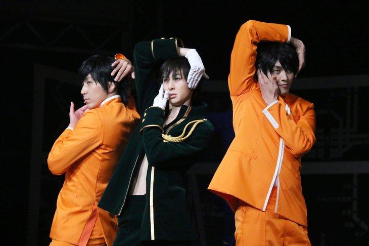 ミュージカル『青春-AOHARU-鉄道』3~延伸するは我にあり~舞台写真_5