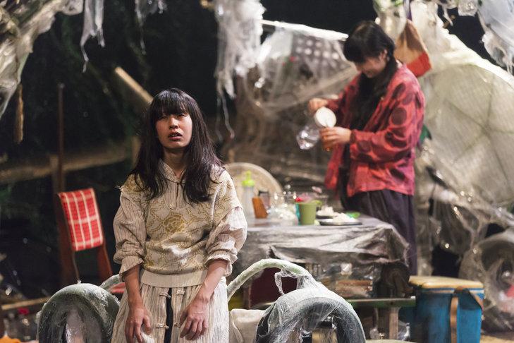 KAAT×サンプル『グッド・デス・バイブレーション考』5月15日まで!松井周、「人間の共生」を求めて