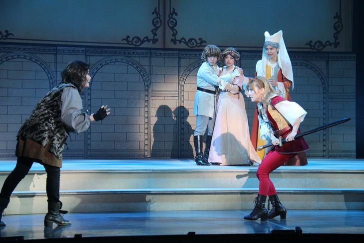 劇団れなっち『ロミオ&ジュリエット』舞台写真_4