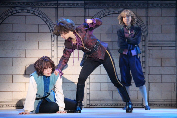 劇団れなっち『ロミオ&ジュリエット』舞台写真_6