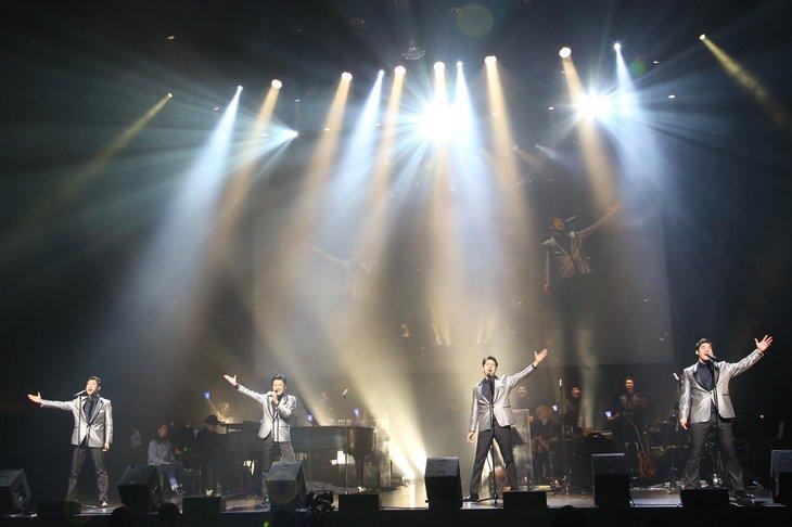 「ミュージカル『ジャージー・ボーイズ』イン コンサート」舞台写真_17