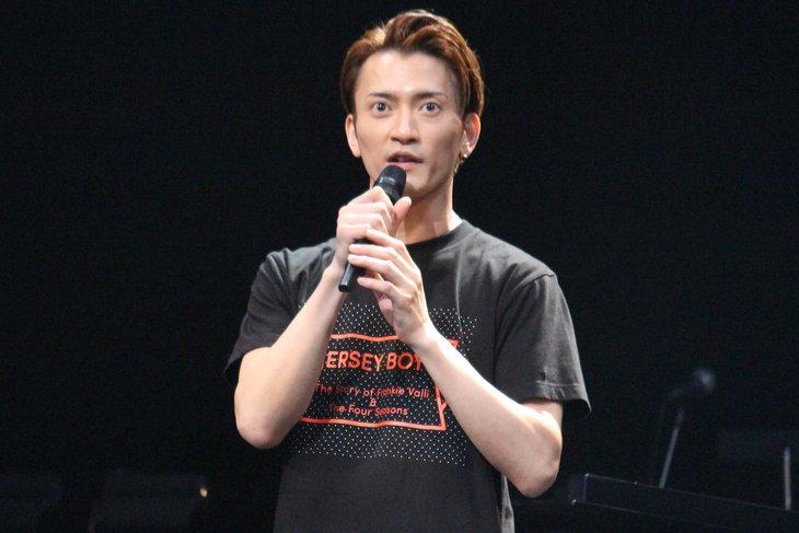 「ミュージカル『ジャージー・ボーイズ』イン コンサート」舞台写真_5
