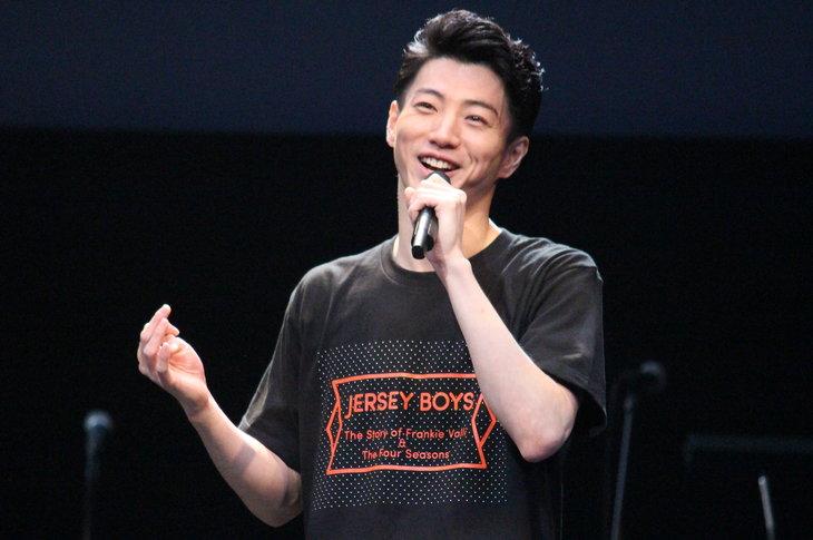 「ミュージカル『ジャージー・ボーイズ』イン コンサート」舞台写真_9