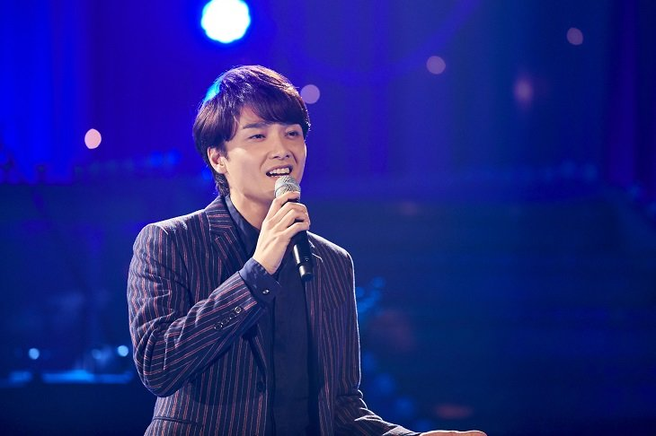 WOWOW『グリーン&ブラックス』第14回!井上芳雄がトニー賞受賞作品楽曲を熱唱!