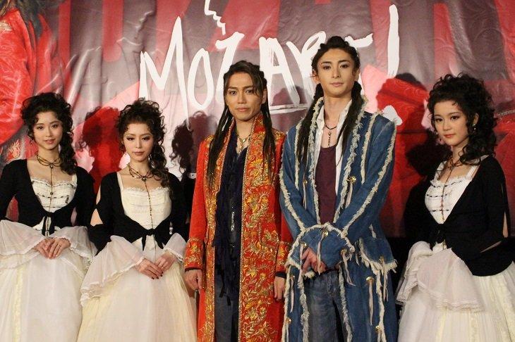 山崎育三郎×古川雄大「日本を代表するミュージカルを体感して」ミュージカル『モーツァルト!』初日前会見