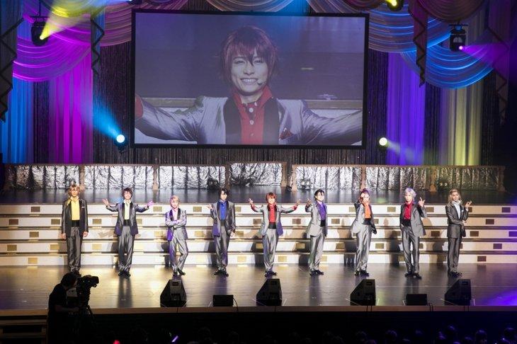 劇団シャイニング from うたの☆プリンスさまっ♪『SHINING REVUE』舞台写真_11