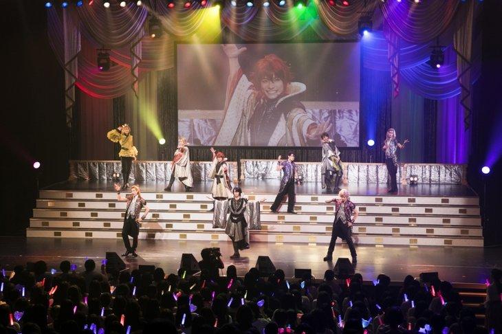 劇団シャイニング from うたの☆プリンスさまっ♪『SHINING REVUE』舞台写真_13