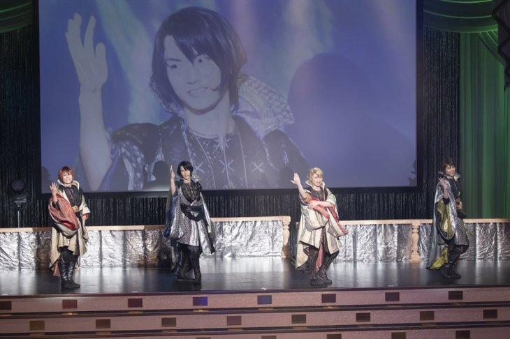 劇団シャイニング from うたの☆プリンスさまっ♪『SHINING REVUE』舞台写真_2