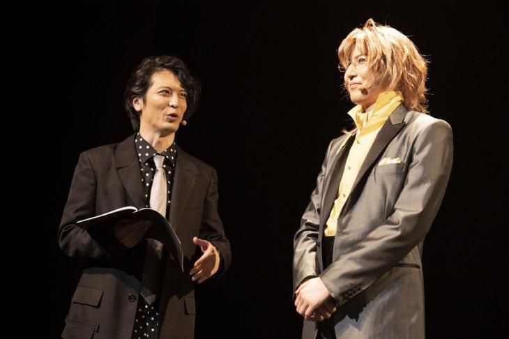 劇団シャイニング from うたの☆プリンスさまっ♪『SHINING REVUE』舞台写真_3