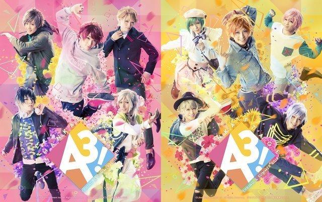 MANKAI STAGE『A3!』全14キャラクターが総登場するメインテーマPVを公開