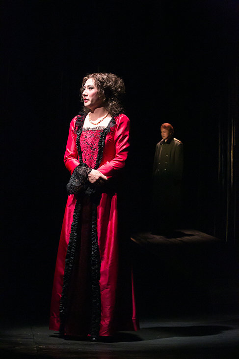 「これは、スキャンダルですわよ」劇団スタジオライフ『アンナ・カレーニナ』舞台写真到着