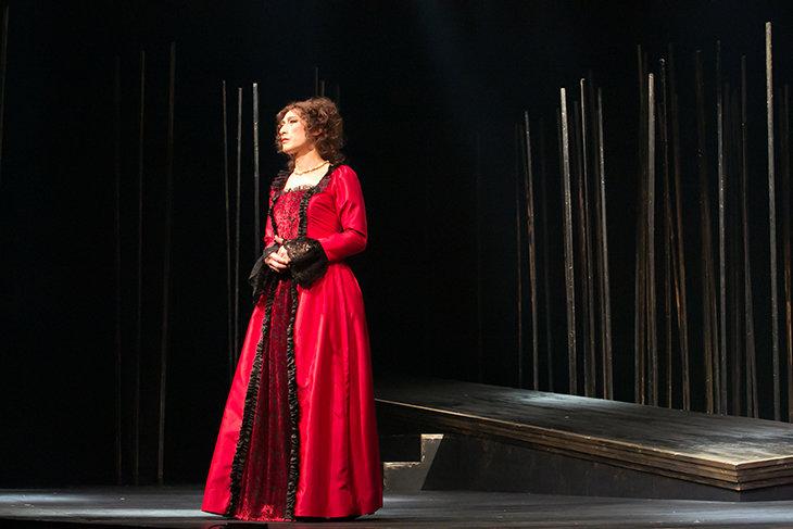 アンナ カレーニナ 舞台