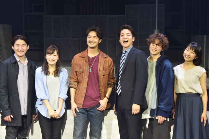 ミュージカル『DAY ZERO』舞台写真_2
