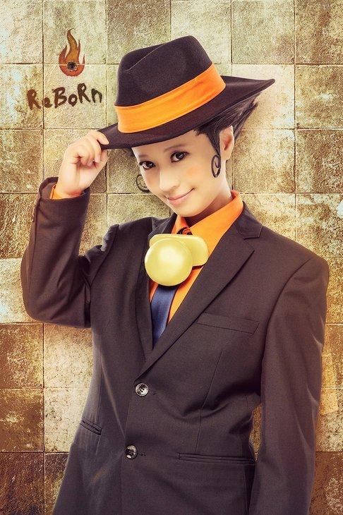 リボーン役はニーコ!「家庭教師ヒットマンREBORN!」丸尾丸一郎の演出・脚本で舞台化