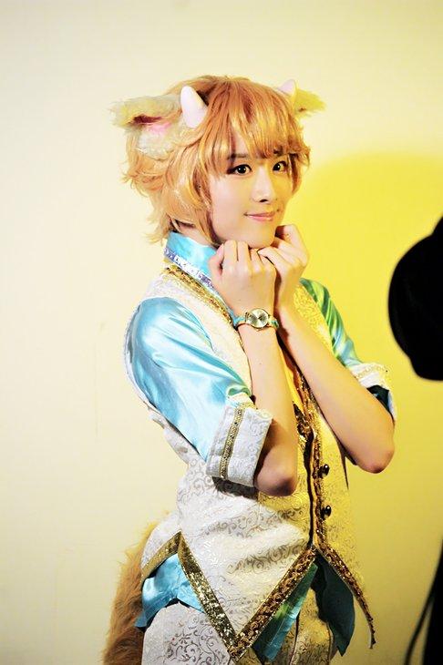 Live Musical「SHOW BY ROCK!!」アルカレアファクトビジュアル撮影レポート_11