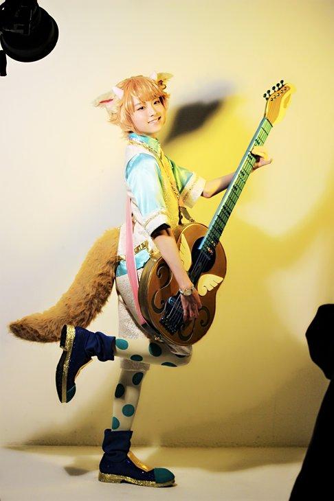 Live Musical「SHOW BY ROCK!!」アルカレアファクトビジュアル撮影レポート_12