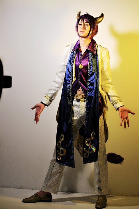 Live Musical「SHOW BY ROCK!!」アルカレアファクトビジュアル撮影レポート_7