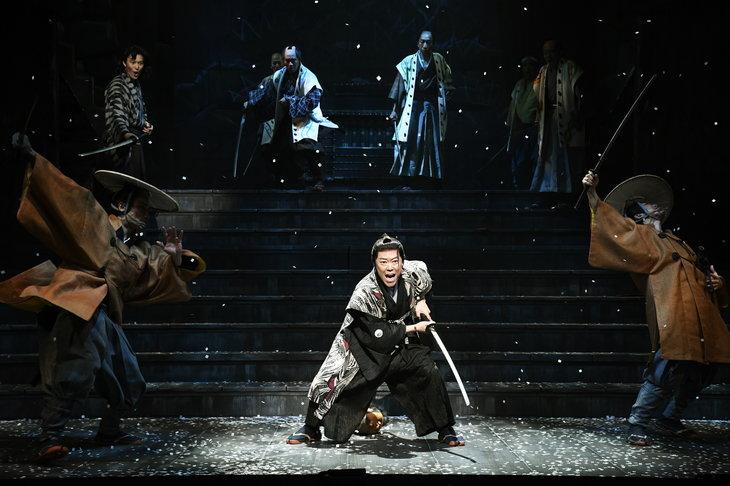 『ニンゲン御破算』阿部サダヲ、出ずっぱり!松尾スズキ流の幕末エンターテインメント開幕