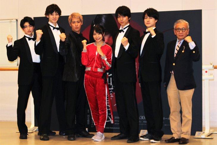 『新・幕末純情伝』FAKE NEWS稽古場取材会レポート_13