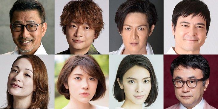 三谷幸喜新作は中井貴一、香取慎吾らを迎えたオリジナル・ミュージカル
