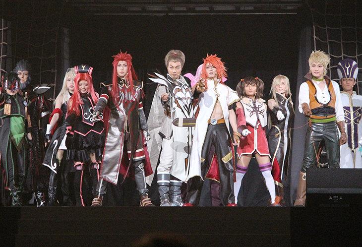 一夜限りのスペシャルステージ!「テイルズ オブ ザ ステージ -ローレライの力を継ぐ者- LIVE&THEATER at 横浜アリーナ」